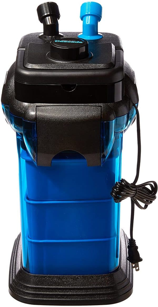 canister filter for Discus fish